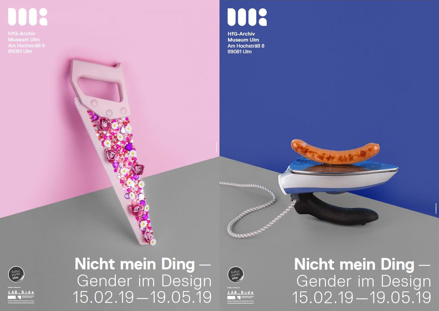 Nicht mein Ding - Gender im Design