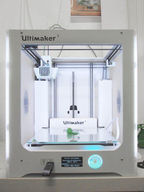 3D-Druck Prozess Besteck A Prototyp (2018) Foto: Olivia Daigneault Deschênes © HfG-Archiv / Museum Ulm, Sign. DiR 2018.55