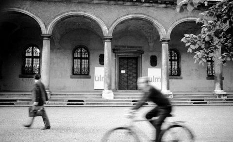 HfG-Wanderausstellung in der Neuen Sammlung in München, Fotograf Roland Fürst, 1964, (c) HfG-Archiv Ulm (2)