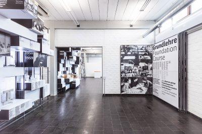 HfG-Archiv Ulm, Von der Stunde Null bis 1968
